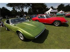1968 Maserati Ghibli SS