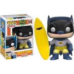 Batman: Surf's Up Batman Pop! Vinyl Figure £8.99