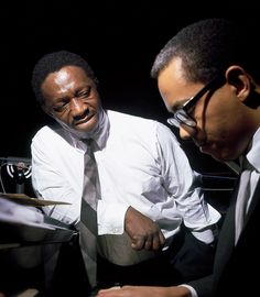 Art Blakey Cedar Walton by Fred Seibert