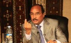 موقع اليوم السابع الموريتاني الاخباري - رئيس الجمهورية يزور اسرة الصحفي ويعلن رعايته لها