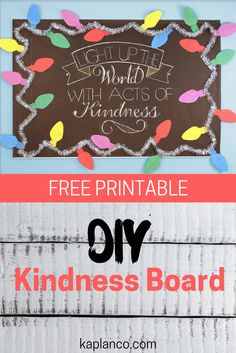 Im so glad my daughters stand with their friends even if they didn diy kindness board kaplan early learning company fandeluxe Images