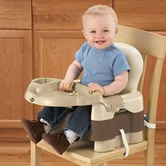 nice Safety 1st Sit, Snack, and Go Convertible Booster Seat in Decor