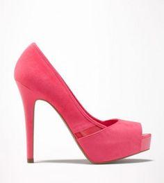 Bershka 2013 Bayan Ayakkabı Modelleri