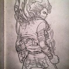 The Golden #sketch