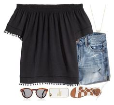 Very Cute Summer Outfit. This Would Look Good Paired With Any Shoes.
