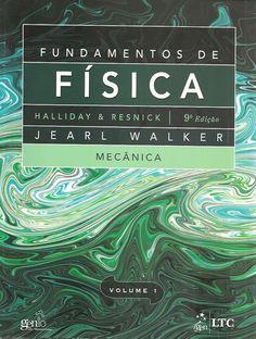 HALLIDAY, David; RESNICK, Robert; WALKER, Jearl. Fundamentos da física: volume 1, mecânica. [Fundamentals of physics, 9th ed. (inglês)]. Tradução e revisão técnica de Ronaldo Sérgio de Biasi. 9 ed. Rio de Janeiro: LTC, 2012. v. 1. xi, 340 p. Inclui bibliografia e índice; il. color.; 28cm. ISBN 9788521619031.  Palavras-chave: MECANICA; FISICA.  CDU 537.8 / H188f / v. 1 / 9 ed. / 2012