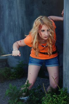 gamavl: My cosplay on Annabeth Chase from Rick Riordan's books Percy Jackson and Heroes of Olympus…;) (NOT MINE BUT WOAAAHHHH)