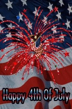 wallpapers 4th of july | View bigger - Happy 4th July Live Wallpaper for Android screenshot