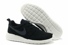 new concept 25600 50e05 Discount Nike Air Max 2015   Cheap Nike Flyknit Running Shoe 2016 Nike  Roshe Run Womens Black Dark Grey Mesh Shoes   - Nike Roshe Run Womens Dark  Blue White ...