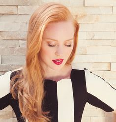 Deborah Ann Woll - hair color