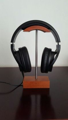64+ Very Inspirational DIY Headphone Stand Ideas   diy headphone stand, simple diy headphone stand, diy headphone stand pvc. More Inspirations CLICK HERE!  #headphone #handsfreestand #headphoneholder #