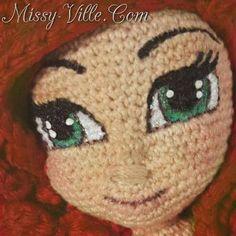 "Find This & More: @ www.Missy-Ville.com  3"" Thread Crochet Dumbo   Go See @ www.Missy-ville.com  →★ #amigurumidoll #ThreadAmigurumi #tinyamigurum..."