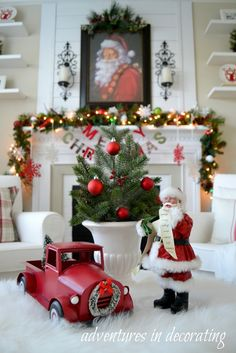 Welcome toour holiday home here in Virginia ... come on in!        When you step into our foyer, our tree is waiting to greet you. This y...