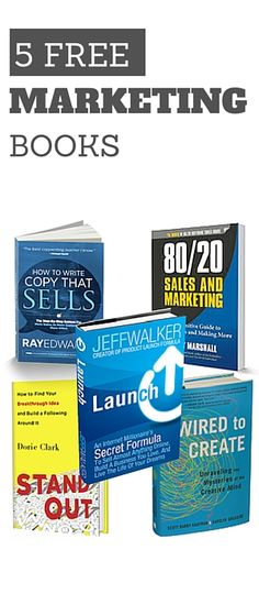 Win 5 of the Top Marketing Books of the Past 2 Years