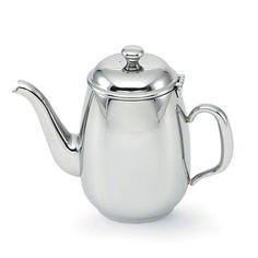 Vollrath (46593) - 12 oz Stainless Steel Coffee Pot   FoodServiceWarehouse.com