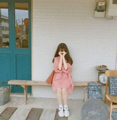 Thanks for special give in my life. Mode Ulzzang, Ulzzang Korean Girl, Cute Korean Girl, Asian Girl, Korean Aesthetic, Aesthetic Girl, Ulzzang Fashion, Korean Fashion, 80s Fashion