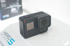 GoPro Hero 5 : nous avons testé la nouvelle caméra d'action entièrement repensée - http://www.frandroid.com/test/prises-en-main/378435_gopro-hero-5-avons-teste-nouvelle-camera-daction-entierement-repensee  #Appareilphoto, #Prisesenmain