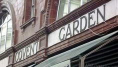 covent garden london - Bing Images.  Would need several days to do this whole thing. It was amazing!
