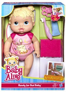 Baby Alive Baby All Gone Doll Blonde Sarahs Toys 2