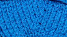 How to Knit the Make One Right (M1R) Increase by New Stitch a Day - video. It can be used any time a pattern calls for a Make One (M1) Increase. Also referred to as a strand or stranded increase, it creates a left leaning stitch.