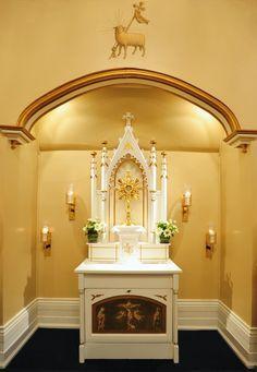 St. Martin of Tours Church Adoration Chapel