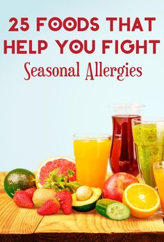 Fight back against the seasonal sneezing, itchy eyes and runny nose with these 25 foods that help fight allergies! Ginger Benefits, Health Benefits, Health Tips, Health Care, Itchy Eyes, Seasonal Allergies, Ginger Tea, Runny Nose, Natural Remedies