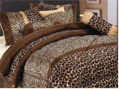 Jungle Theme Bedroom for Adults | Safari Themed Bedroom