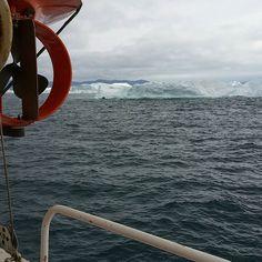 #greenland to #illulisat #aul #aulferries #iceberg
