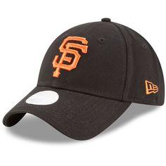pretty nice 97e9f 27a7a San Francisco Giants PINK by Victoria s Secret Women s 9TWENTY Adjustable  Snapback Hat - Black