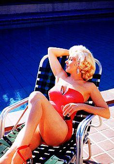 Marilyn by Harold Lloyd, 1952