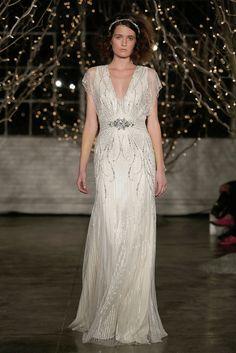 Jenny Packham Bridal Fashion Week 2013