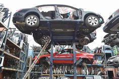 New Vehicle Storage Racking Cantilever Racks, Vehicle Storage, Storage Rack, Space Saving, Monster Trucks, Vehicles, Car, Vehicle, Tools