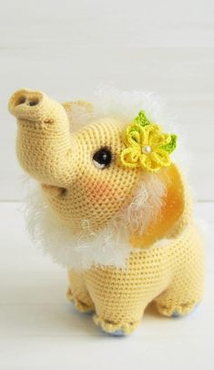 42 CUTE ANIMAL AMIGURUMI CROCHET TOY Patterns Images Ideas for 2019 - Page 32 of 42 - Daily Women Blog