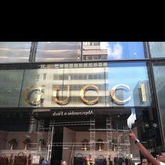 Gucci, Fifth Avenue, NYC