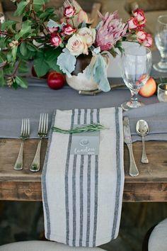Harvest Inspired Wedding