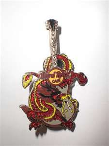 HRC Barcelona. Dragon Guitar 2007 Edition!