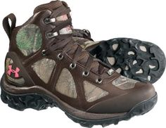 Under Armour® Women's Speed Freek Chaos Hunting Boots...WANT!!!