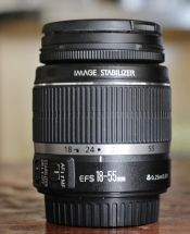 get the most out of your 18-55 mm kit lens
