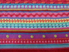 Ravelry: kerrypoos' Moroccan Bazaar Blanket,
