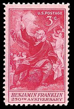 US Stamps 1956. Scott # 1073