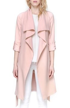 A trench so perfect, who cares if it's raining?