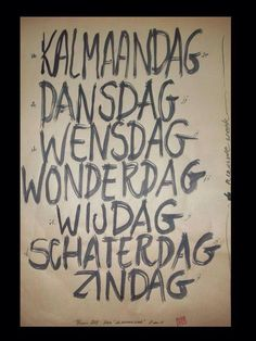 New words for the week by Van der Duim art More Than Words, The Words, Cool Words, Favorite Quotes, Best Quotes, Funny Quotes, Nice Quotes, Amazing Quotes, Positiv Quotes