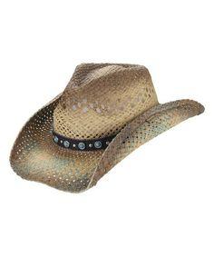 Brown Alabama Cowboy Hat #zulily #zulilyfinds