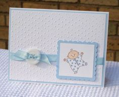 Bashful Babies by moster - Cards and Paper Crafts at Splitcoaststampers