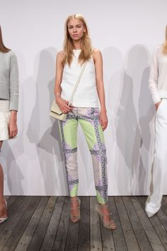 J.Crew RTW Spring 2014 [Photo by Robert Mitra]