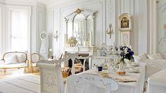This is Happening: Gustavian Romance via @domainehome