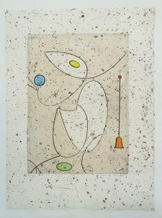 Max Ernst - La cloche rouge