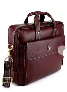 1a1c1b4009b8a WildHorn Genuine Leather 14 inch Laptop Messenger Bag for Men