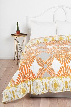 Magical Thinking Vine Flourish Duvet Cover - Urban Outfitters ($79.00) - Svpply