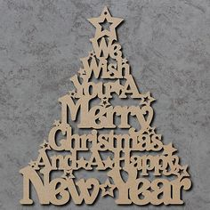 merry christmas tree sign wooden laser cut mdf craft shapes, wood tree sign christmas decorations is part of Mdf crafts - merry christmas tree sign wooden laser cut mdf craft shapes, wood tree sign christmas decorations Christmas Tree Painting, Christmas Tree Crafts, Christmas Wood, Christmas Projects, Mdf Christmas Decorations, Merry Christmas Sign, Laser Cutter Ideas, Laser Cutter Projects, Cnc Projects